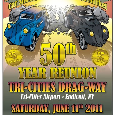TRI-CITIES DRAG-WAY 50th REUNION