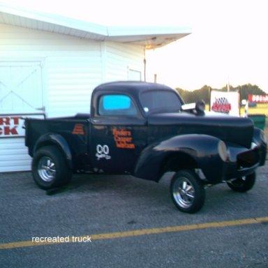 pickup build 049-3