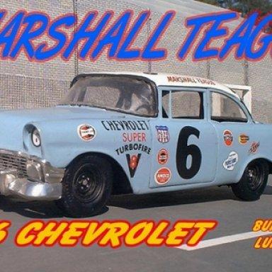 Marshall Teague