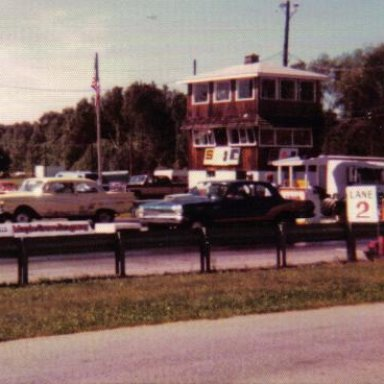 1980 Bracket Finals Maple Grove Dragway 1
