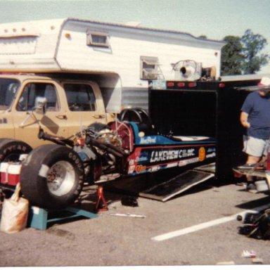 Summernationals 1983 Englishtown N.J 5