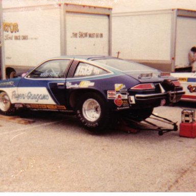 National Dragster Open 1979 21