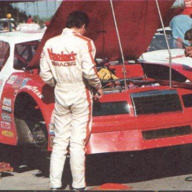Alan Kulwicki Oswego Speedway