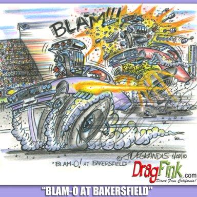 """BLAM-O AT BAKERSFIELD"""