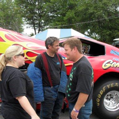 Robin,Greg & Matt @Old Dominion