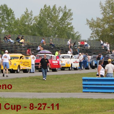 Gold Cup Pic