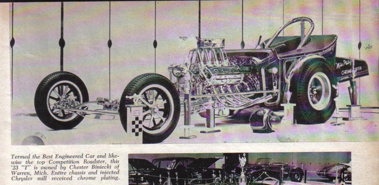 Car Craft Gallery Thomas Warren Racersreunioncom - Car show pittsburgh pa
