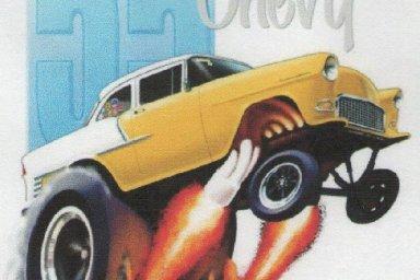 Tri Five Chevrolet