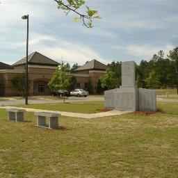 Rex White Motorsports Memorial Plaza