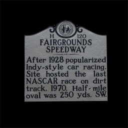 Raleigh State Fairgrounds Speedway