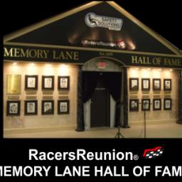 RacersReunion® Memory Lane Hall of Fame