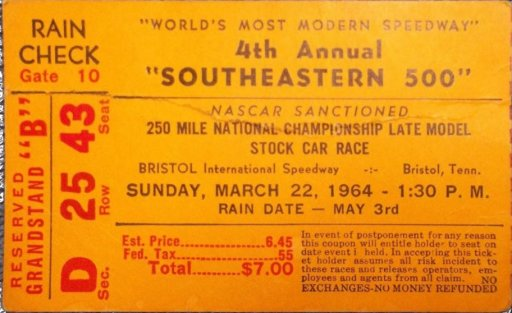 1964 Bristol SE500 ticket.jpg