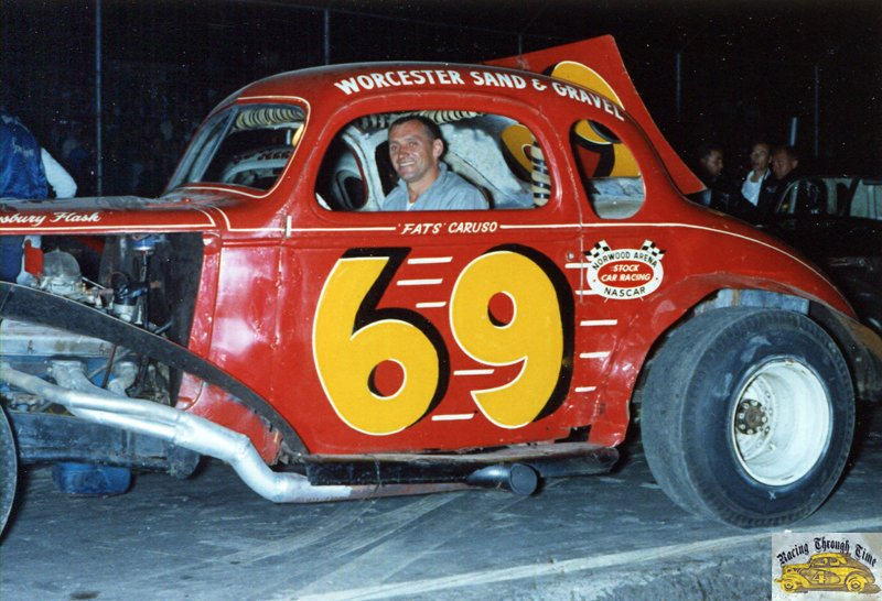 modified stock car history in alabama