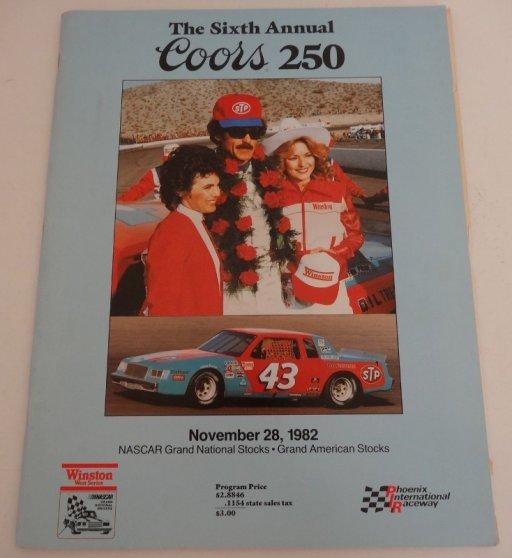 1982 Phoenix Coors 250 program ebay.jpg