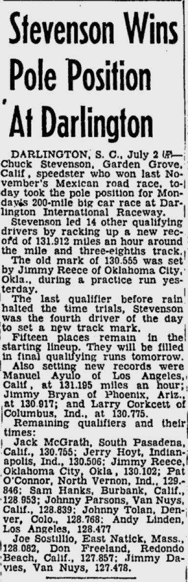 1954 Darlington AAA pole 070354SHJ.png