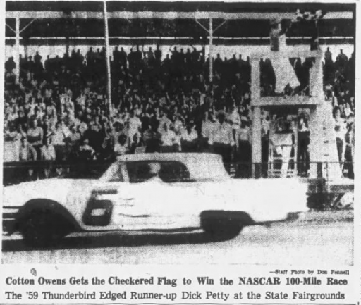 1959 Richmond Cotton checkers 091459RichmondTimesDispatch.png