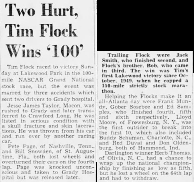 1951 Atlanta Lakewood Flock edited 111251AtlantaConstitution.png
