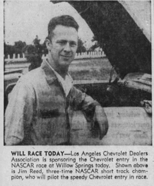 1955 Willow Springs Jim Reed 112055LATimes.png