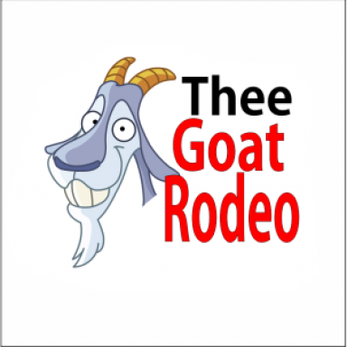 Thee Goat Rodeo 8-29-17