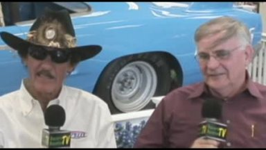 Richard Petty TV PLUG