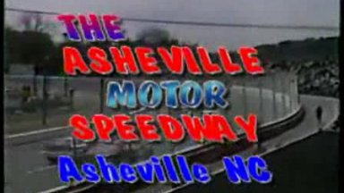 Asheville Speedway the way it was in the good old days