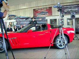 2010 Love Chevrolet Columbia Speedway RR Press Conf., Part 1