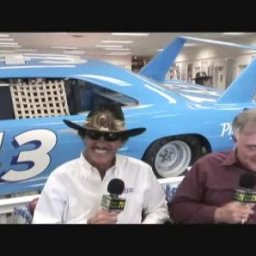 Richard Petty Interview