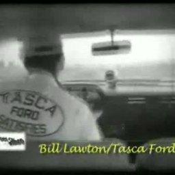 Bill Lawton 62 Ford