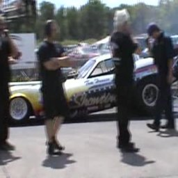 Nostalgia Drag Racing From 2011