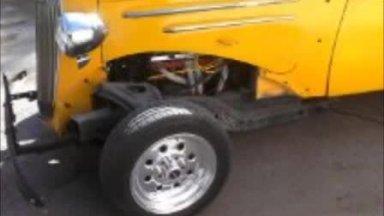 Flat Black Roadster 1