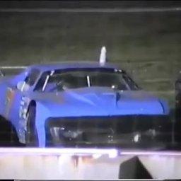 Columbus Motor Speedway, 100 Lap Nuckles Memorial, Jul 20, 1991