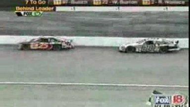 YouTube - 2001 Atlanta Harvick Beats Gordon in a Photo Finish