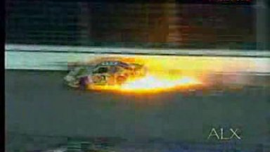 YouTube - Keselowski Crash -Nascar Camping World 300