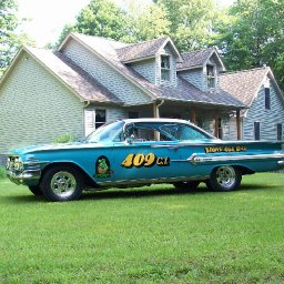 "Ray Barnhart ""Fathead Racing"""