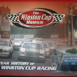 @The Winston Cup Museum